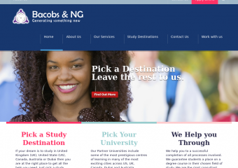 Bacobsandng.com