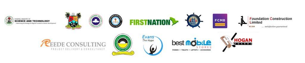 our web design clients